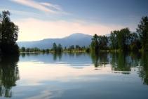 ST JOE RIVER - LAKE Cd'A 007