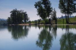 ST JOE RIVER - LAKE Cd'A 025