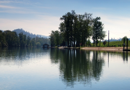 ST JOE RIVER - LAKE Cd'A 029cr